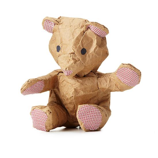 Best ideas about DIY Big Bear . Save or Pin Crumple Bear Kit – DIY stuffed bear templates – Make your Now.