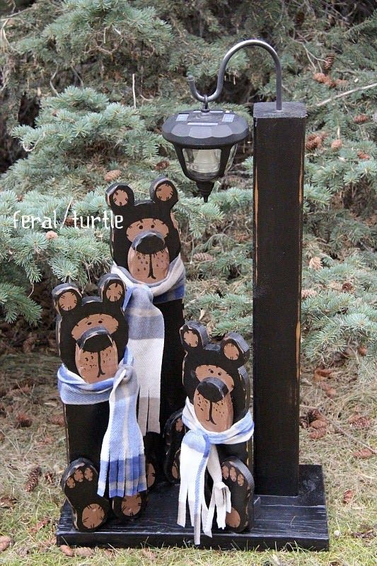 Best ideas about DIY Big Bear . Save or Pin DIY Solar Bear Family Kind of a big project but this is Now.