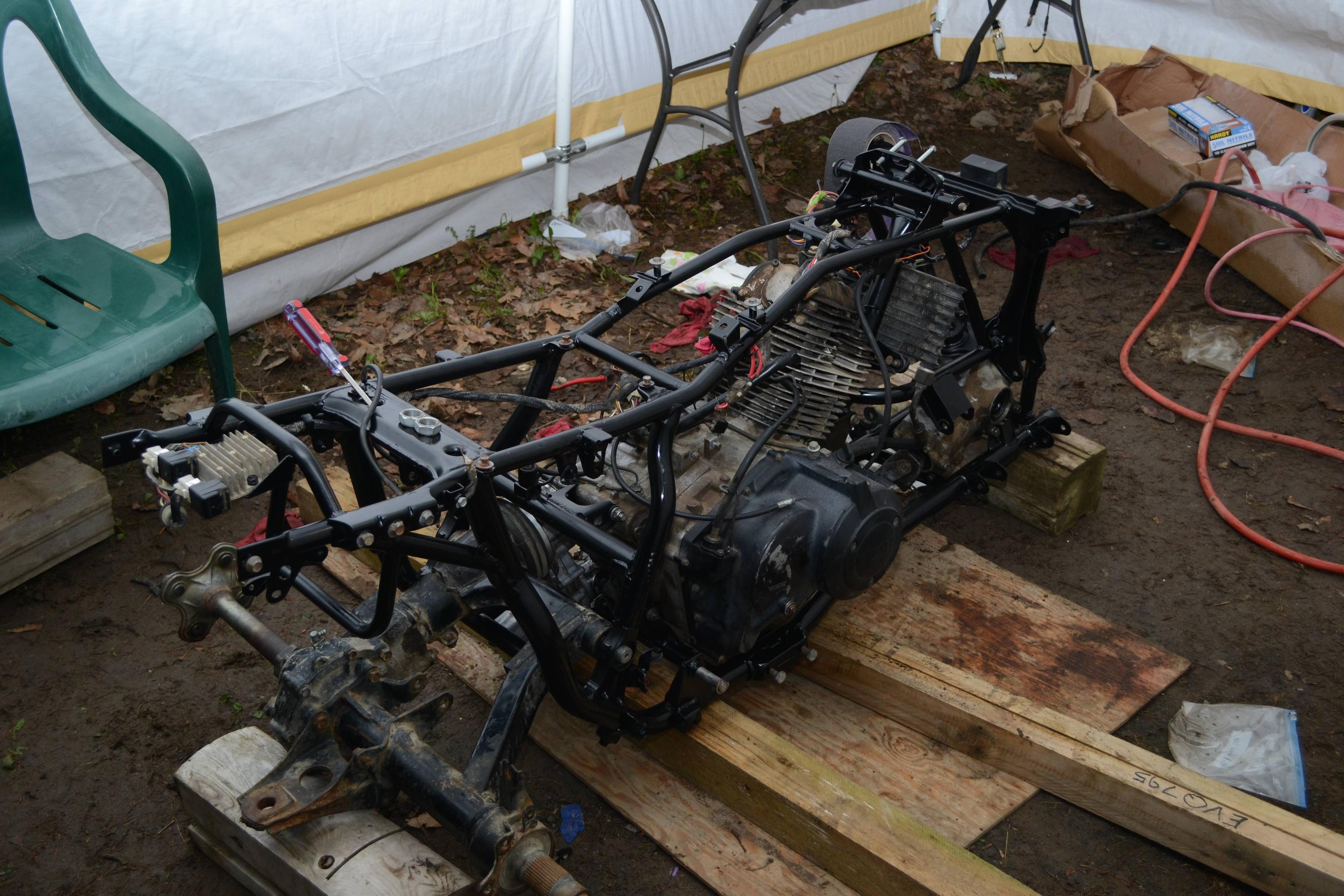 Best ideas about DIY Big Bear . Save or Pin Yamaha Big Bear Page 6 Honda ATV Forum Now.