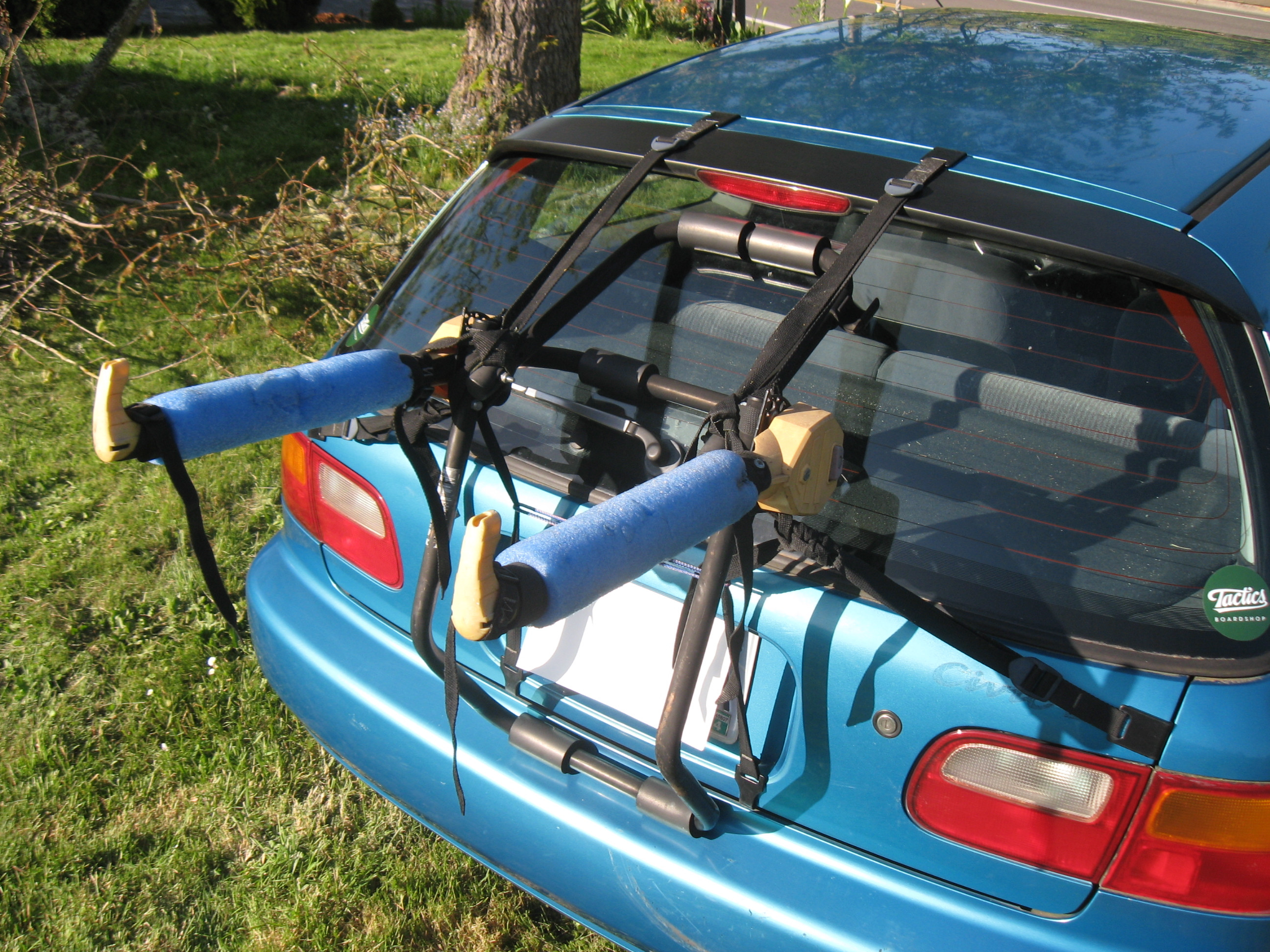 Best ideas about DIY Bike Racks . Save or Pin DiY Bike Racks Singletracks Mountain Bike News Now.