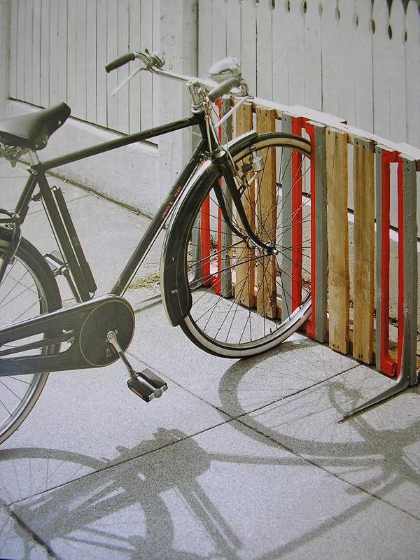 Best ideas about DIY Bike Racks . Save or Pin Creative DIY Bike Storage Racks Now.