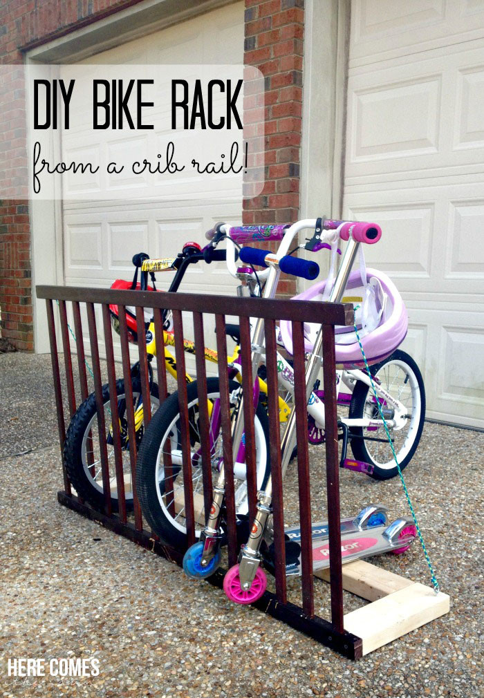 Best ideas about DIY Bike Racks . Save or Pin 20 DIY Bikes Racks To Keep Your Ride Steady and Safe Now.