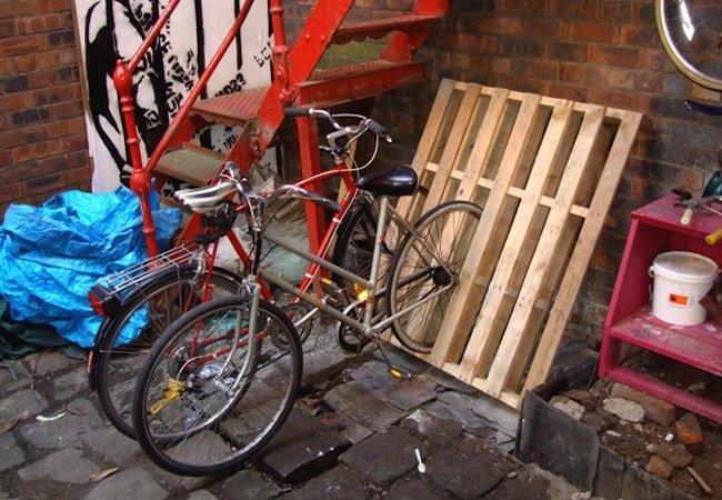 Best ideas about DIY Bike Racks . Save or Pin DIY Bike Rack Weekend Projects Bob Vila Now.