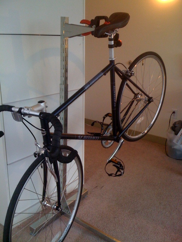 Best ideas about DIY Bike Stand . Save or Pin DIY Bike Repair Stand Now.