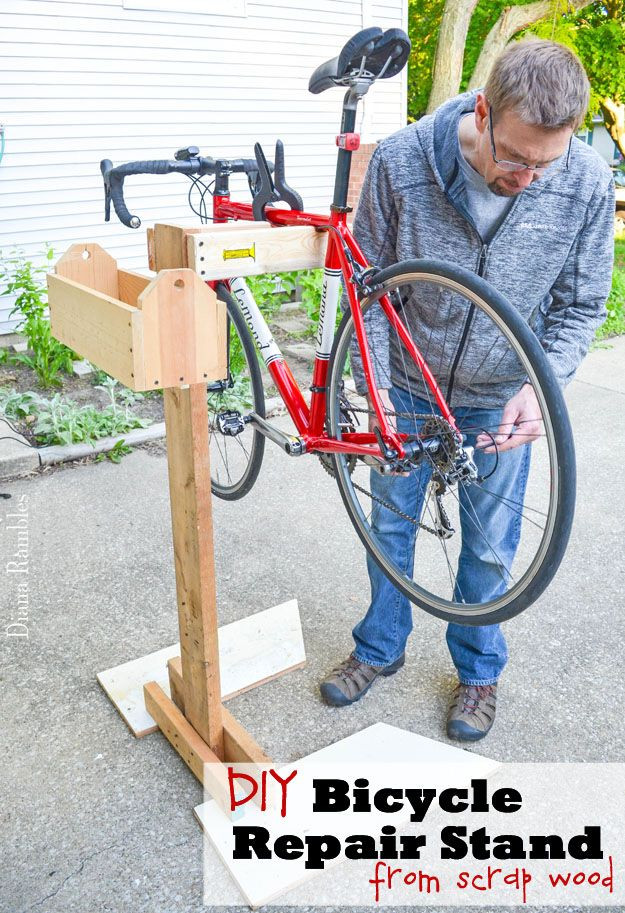 Best ideas about DIY Bike Stand Wood . Save or Pin 17 Best images about Bike rack on Pinterest Now.