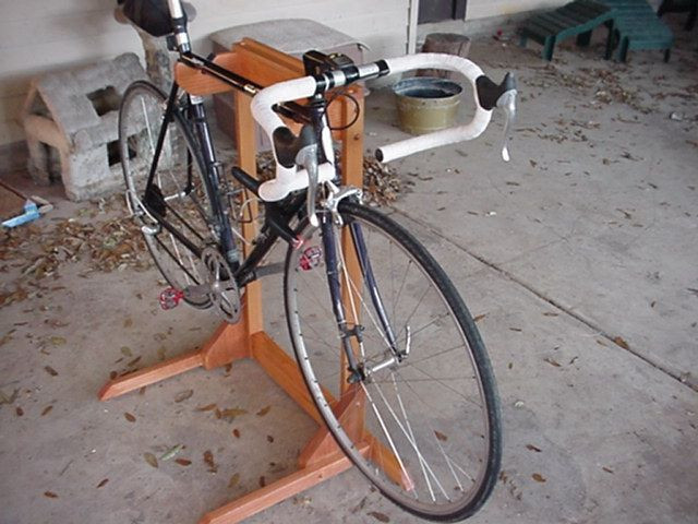 Best ideas about DIY Bike Stand Wood . Save or Pin Best 25 Bike stands ideas on Pinterest Now.