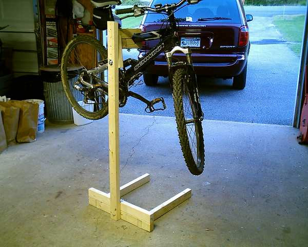 Best ideas about DIY Bike Stand Wood . Save or Pin DIY Repair Stand Mtbr Now.