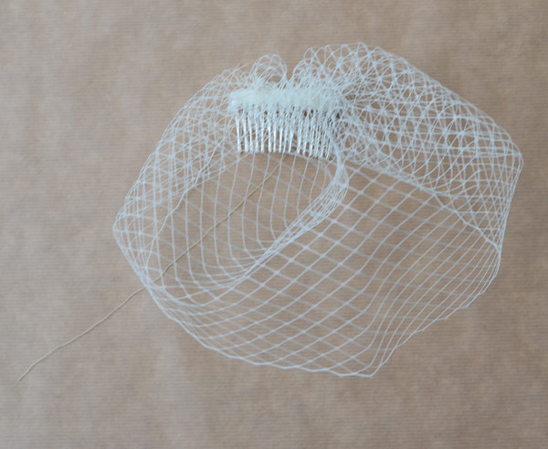 Best ideas about DIY Birdcage Veils . Save or Pin DIY Birdcage Veil Simple Project Instructions and Now.