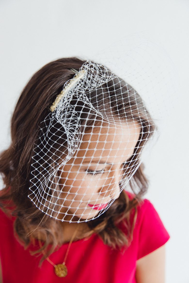Best ideas about DIY Birdcage Veils . Save or Pin How to Make a Cheap And Stylish Birdcage Veil It s Easy Now.