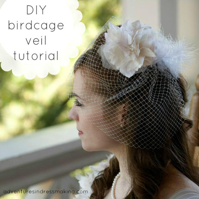Best ideas about DIY Birdcage Veils . Save or Pin My birdcage veil A tutorial Create Enjoy Now.
