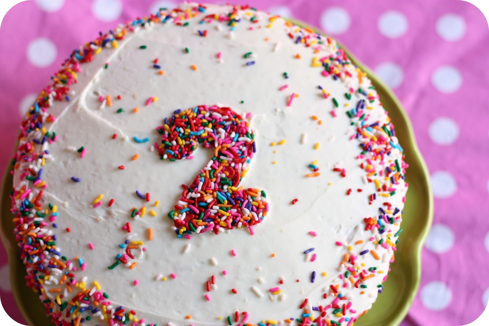 Best ideas about DIY Birthday Cakes . Save or Pin Simple Homemade Birthday Cake littlelifeofmine Now.