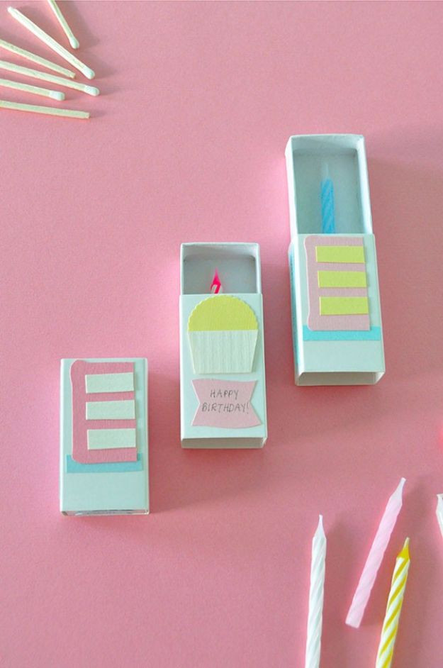 Best ideas about DIY Birthday Card Ideas . Save or Pin 30 Creative Ideas for Handmade Birthday Cards Now.