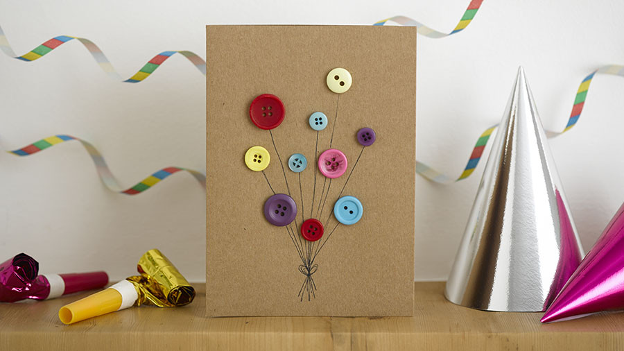 Best ideas about DIY Birthday Card Ideas . Save or Pin 50 DIY Birthday Cards For Everyone In Your Life Now.