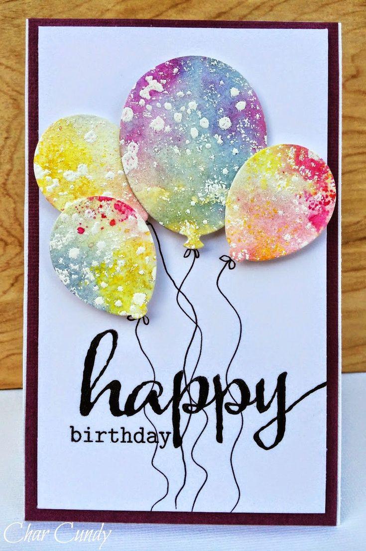 Best ideas about DIY Birthday Card Ideas . Save or Pin Best 25 Birthday cards ideas on Pinterest Now.