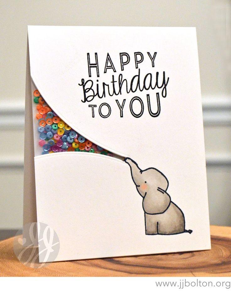 Best ideas about DIY Birthday Card Ideas . Save or Pin Best 20 Birthday cards ideas on Pinterest Now.