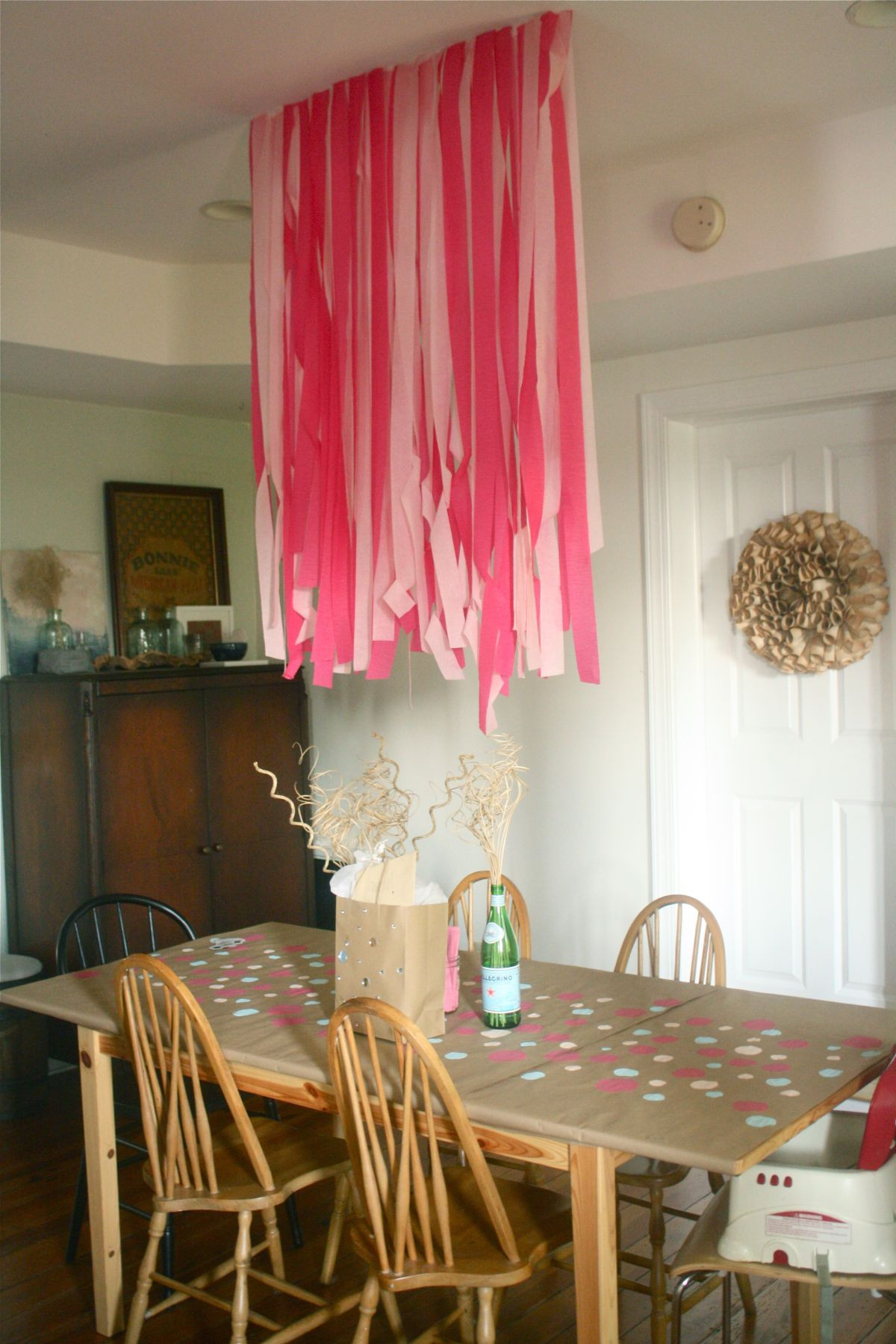 Best ideas about Diy Birthday Decorations . Save or Pin 12 Easy DIY Birthday Decor Ideas Now.