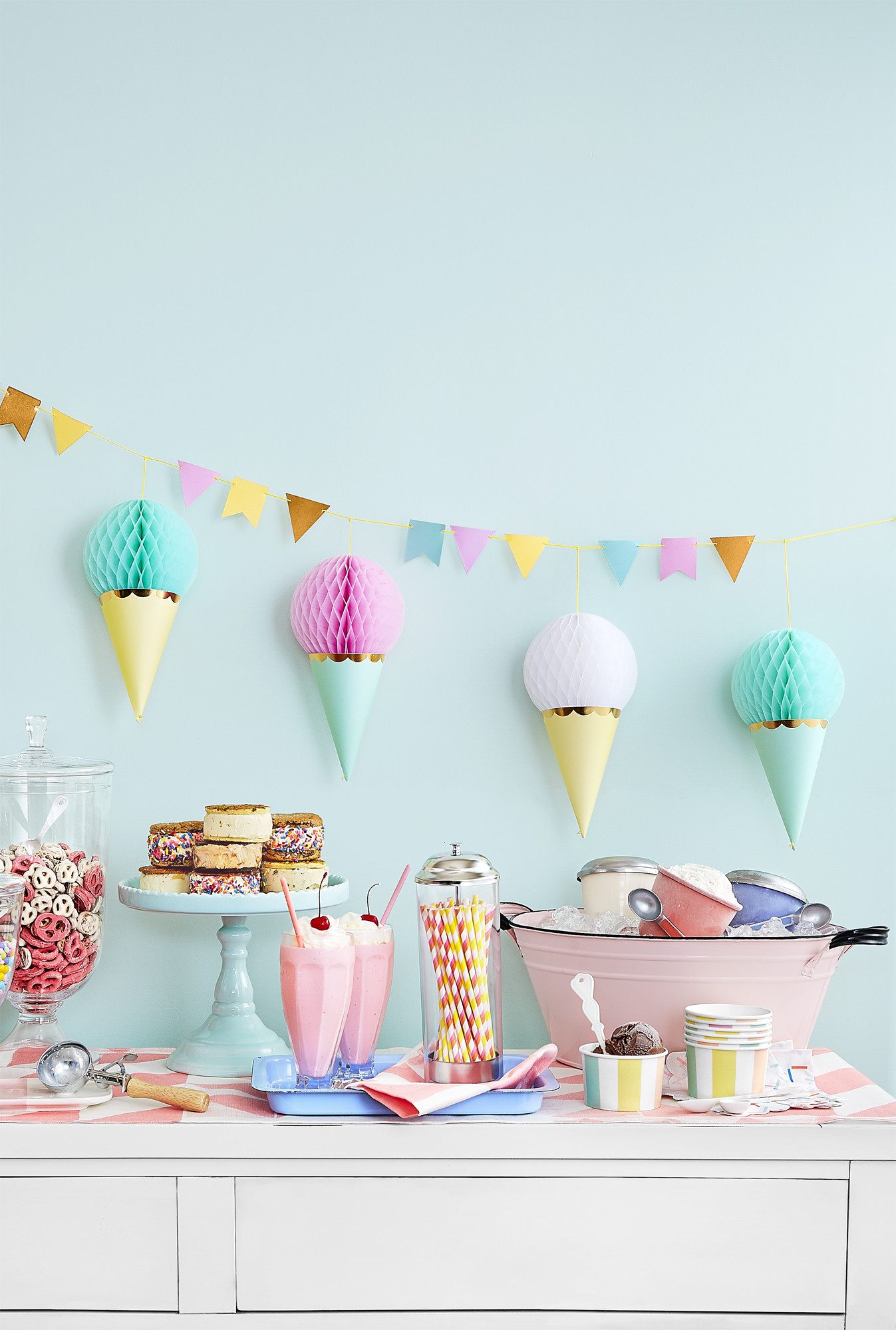 Best ideas about Diy Birthday Decorations . Save or Pin 15 DIY Birthday Party Decoration Ideas Cute Homemade Now.