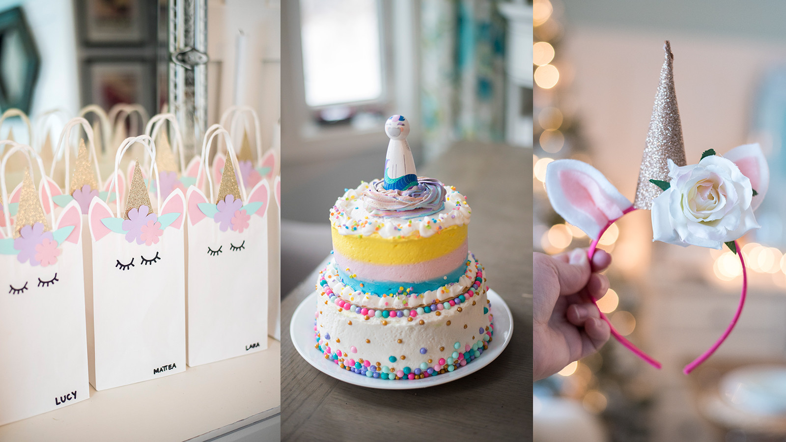 Best ideas about DIY Birthday Decorations . Save or Pin DIY Unicorn Party Ideas Now.