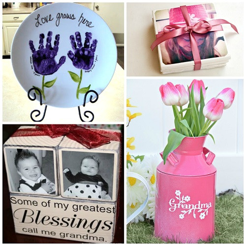 Best ideas about DIY Birthday Gifts For Grandma . Save or Pin Creative Grandparent s Day Gifts to Make Crafty Morning Now.