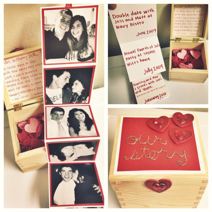 Best ideas about Diy Birthday Gifts For Him . Save or Pin another idea boyfriend anniversary love Now.