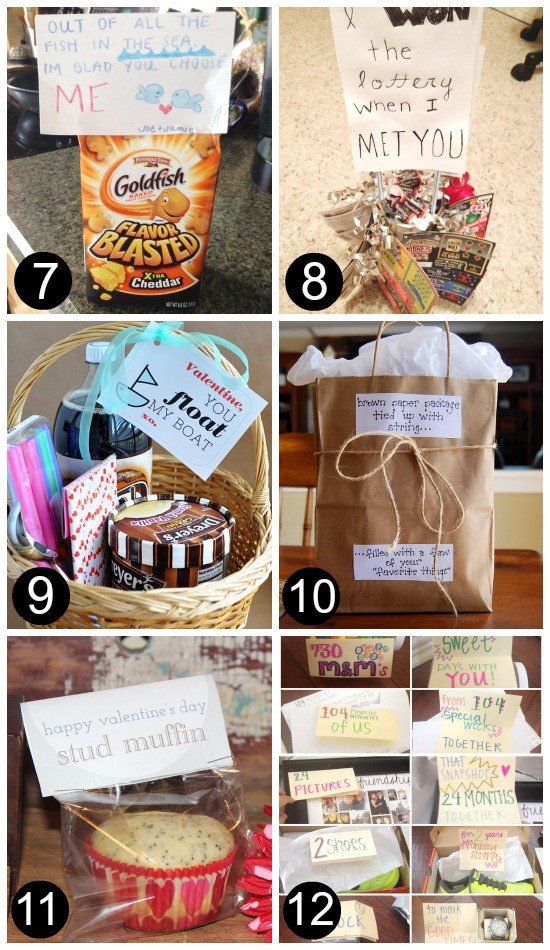 Best ideas about Diy Birthday Gifts For Him . Save or Pin 50 Just Because Gift Ideas For Him from The Dating Divas Now.