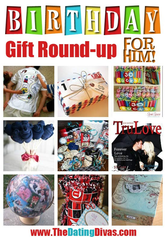 Best ideas about Diy Birthday Gifts For Him . Save or Pin Birthday Week Gifts For Him Now.