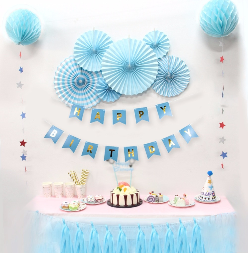 Best ideas about Diy Birthday Party Decorations . Save or Pin Baby Shower Birthdays Party Decorations Boy Holiday Now.