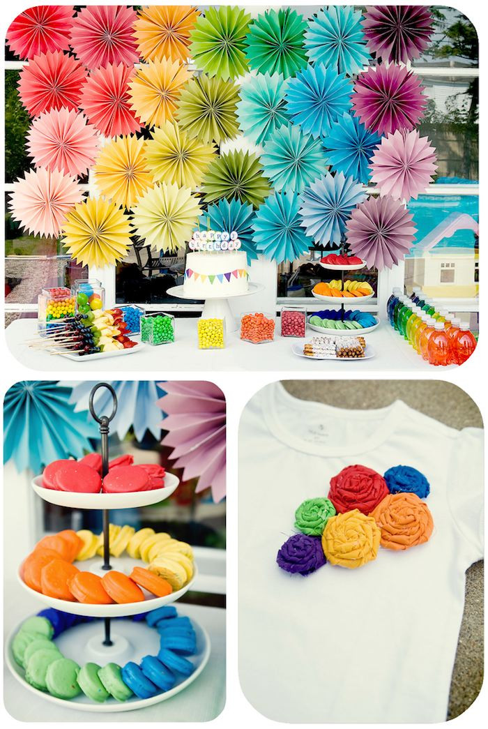 Best ideas about Diy Birthday Party Decorations . Save or Pin COOL PARTY DECORATIONS IDEAS Now.