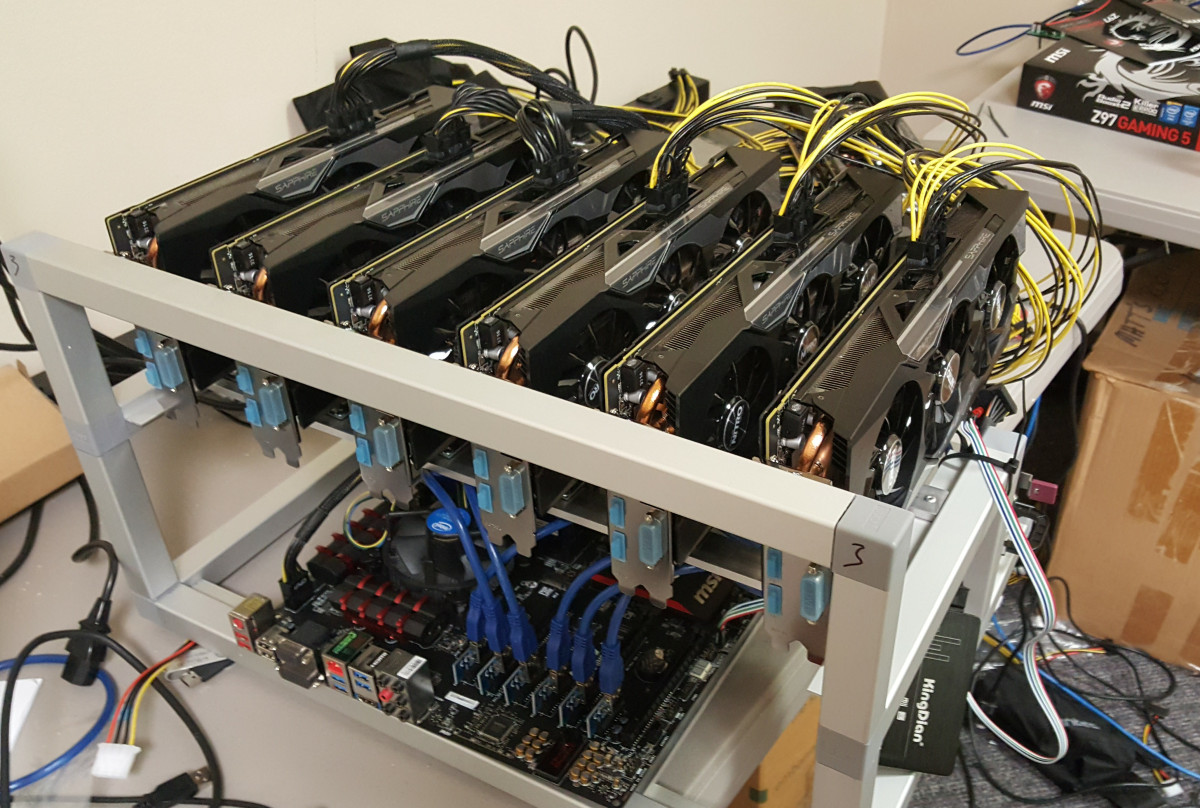 Best ideas about DIY Bitcoin Miner . Save or Pin How To Build a 6 GPU Zcash Headless Mining Rig on Ubuntu Now.