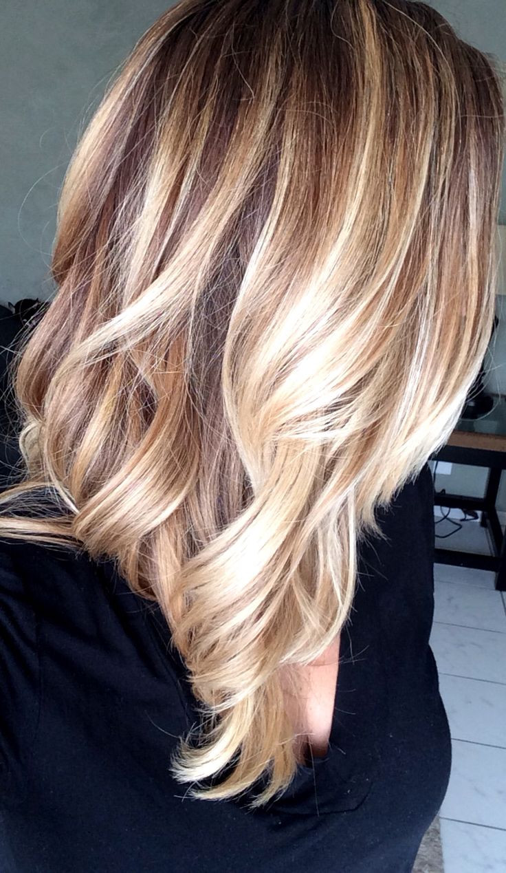 Best ideas about DIY Blonde Highlights . Save or Pin DIY Balayage Highlights For each individual thin Now.
