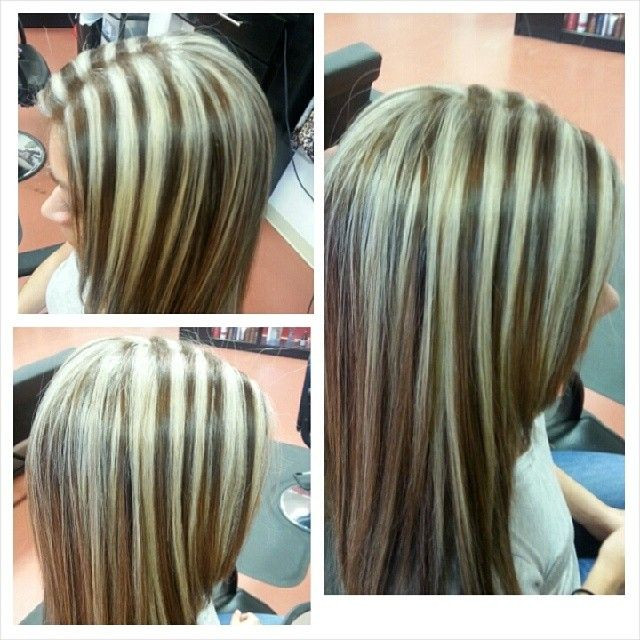 Best ideas about DIY Blonde Highlights . Save or Pin foil highlights ♛ нαιя ѕтуℓєѕ ι ℓσσνє ♛ Now.