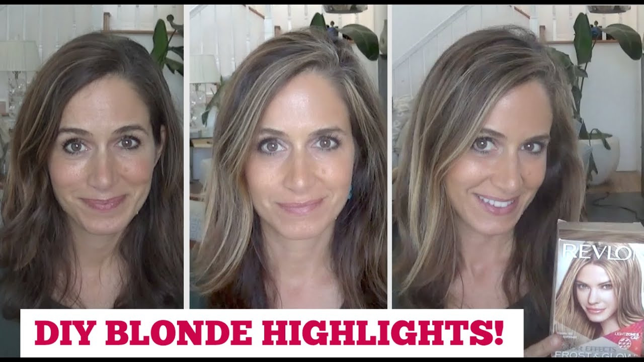 Best ideas about DIY Blonde Highlights . Save or Pin How To Get Perfect DIY BLONDE HIGHLIGHTS Now.