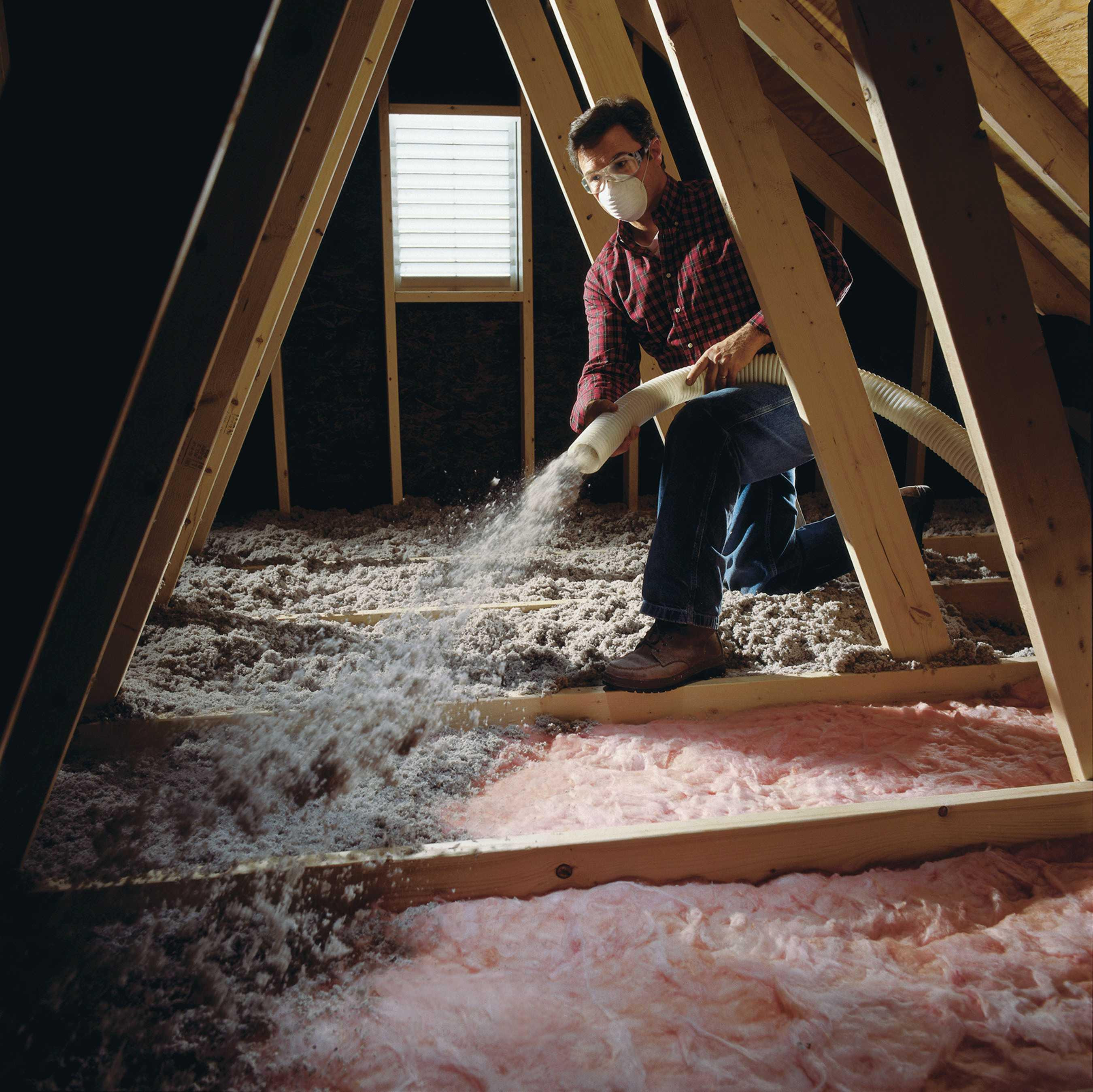 Best ideas about DIY Blown In Insulation Walls . Save or Pin Orkin Therm Green Fiber Now.