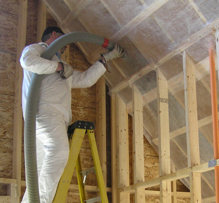 Best ideas about DIY Blown In Insulation Walls . Save or Pin Can Cellulose be Used in an Unvented Roof Now.