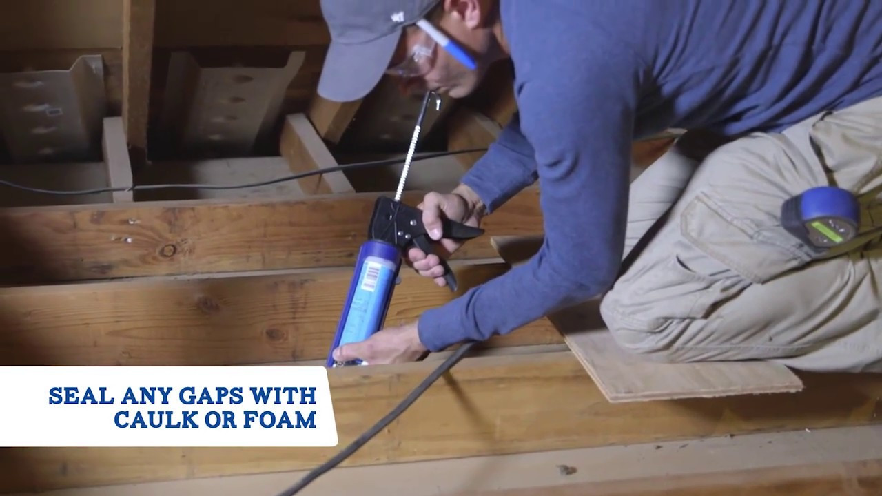 Best ideas about DIY Blown In Insulation Walls . Save or Pin DIY Blown In Attic Insulation Johns Manville Now.