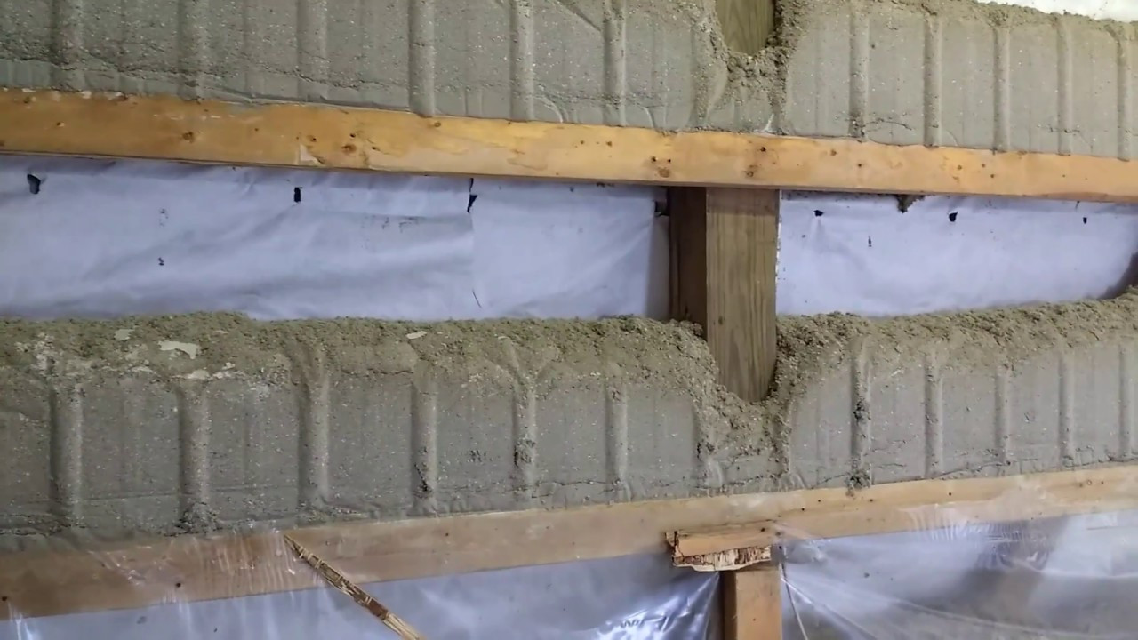 Best ideas about DIY Blown In Insulation Walls . Save or Pin This is what happens when you blow cellulose insulation in Now.