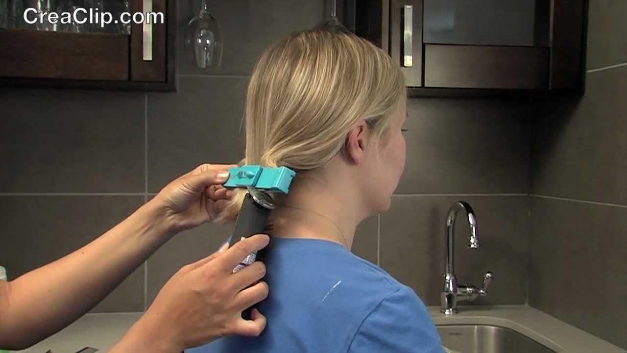 Best ideas about DIY Bob Haircut . Save or Pin How to cut an A Line bob haircut DIY and cut a bob Now.
