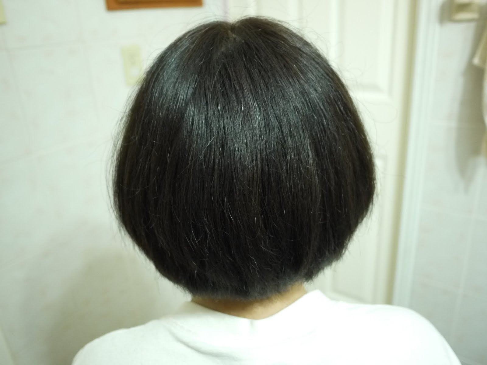 Best ideas about DIY Bob Haircut . Save or Pin Our take on DIY bob haircut Now.