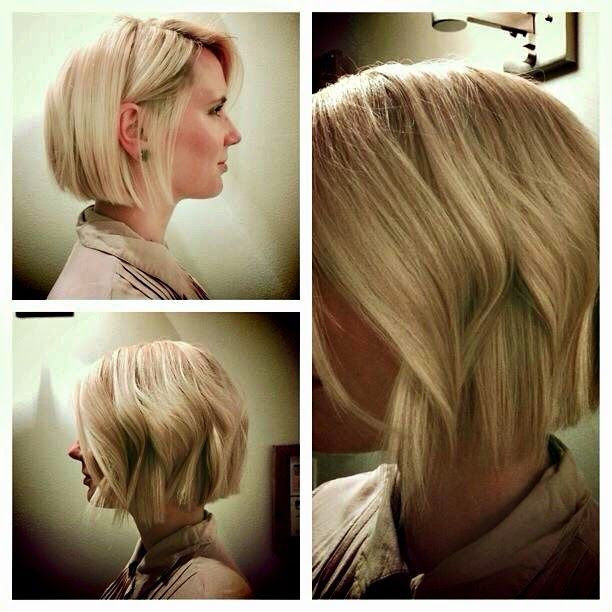 Best ideas about DIY Bob Haircut . Save or Pin 1000 ideas about Wavy Bob Tutorial on Pinterest Now.