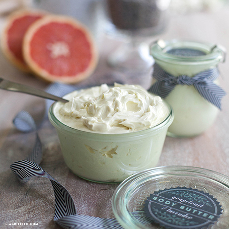 Best ideas about DIY Body Butter . Save or Pin Homemade Whipped Body Butter Lia Griffith Now.