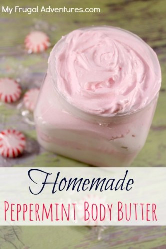 Best ideas about DIY Body Butter . Save or Pin Homemade Body Butter Recipe My Frugal Adventures Now.