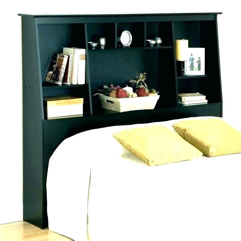 Best ideas about DIY Bookcase Headboard Plans . Save or Pin Bookshelf Headboards Diy – Rexim Now.