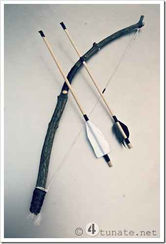 Best ideas about DIY Bow And Arrow . Save or Pin 18 DIY Bow And Arrow Projects For Survival Now.