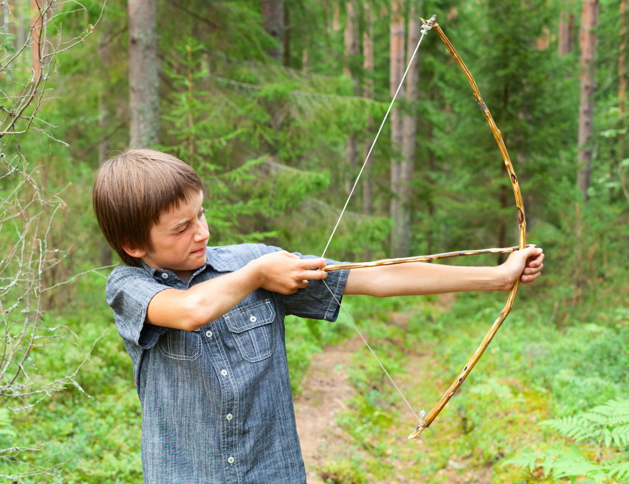 Best ideas about DIY Bow And Arrow . Save or Pin How to Make a Recurve Bow A Simple DIY Guide Now.