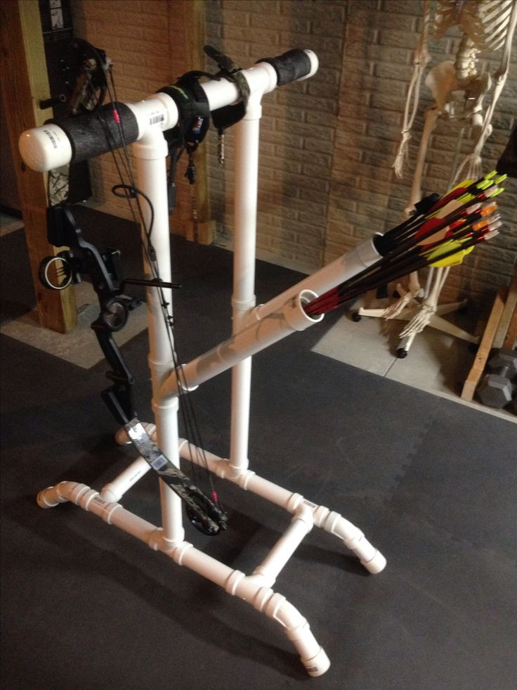 Best ideas about DIY Bow Stand . Save or Pin 25 best ideas about Bow Rack on Pinterest Now.