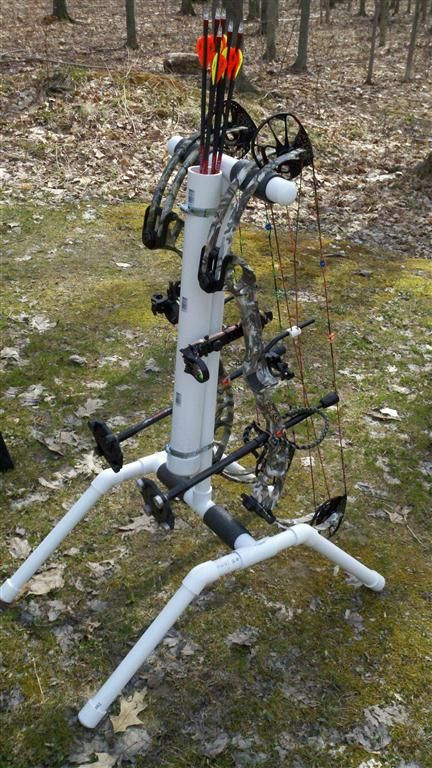 Best ideas about DIY Bow Stand . Save or Pin 116 best DIY Archery bows and accessories images on Now.