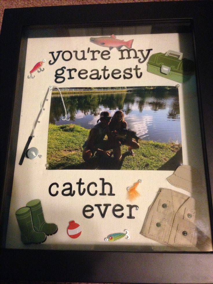 Best ideas about DIY Boyfriend Birthday Gifts . Save or Pin 25 best ideas about Fishing ts on Pinterest Now.