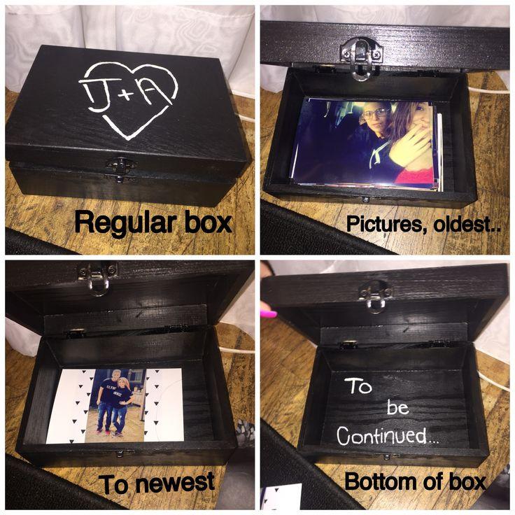 Best ideas about DIY Boyfriend Birthday Gifts . Save or Pin DIY cute t for boyfriend Now.