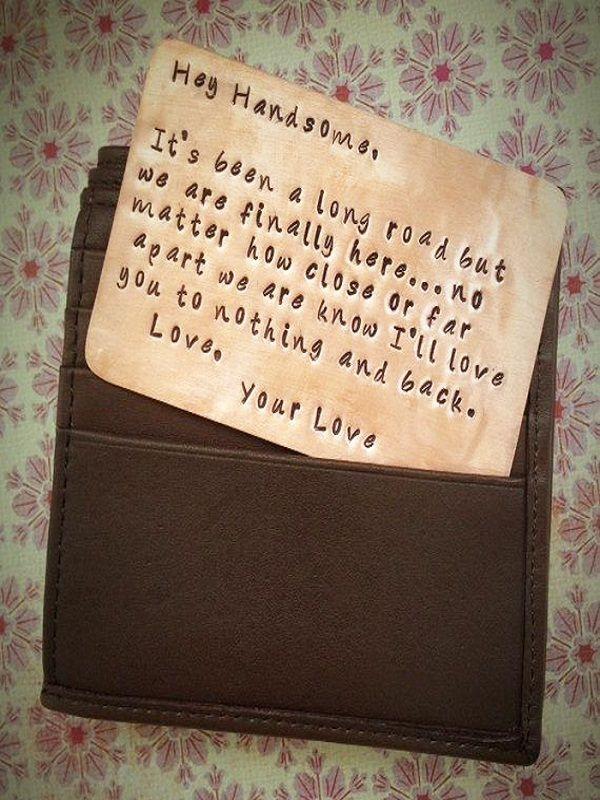 Best ideas about DIY Boyfriend Christmas Gifts . Save or Pin Best 25 Homemade boyfriend ts ideas on Pinterest Now.