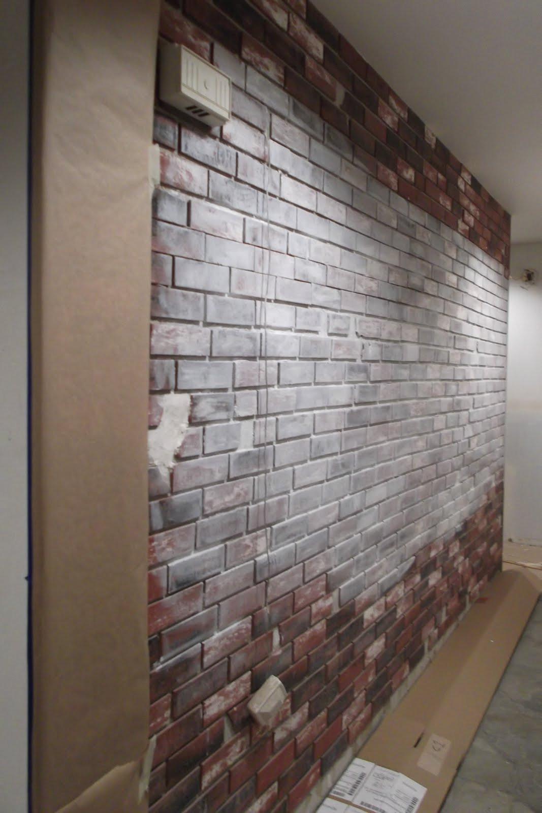 Best ideas about DIY Brick Walls . Save or Pin TOP diy brick walls Now.